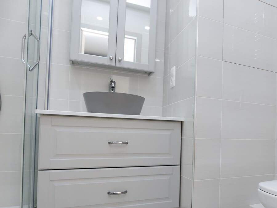 Ремонт ванной комнаты 6м2