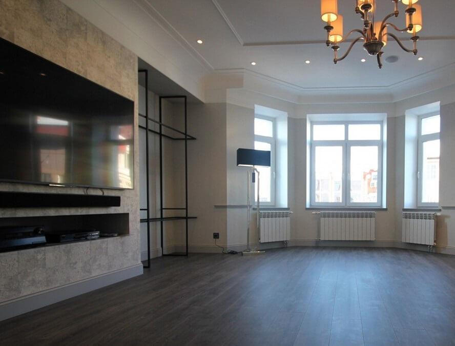 Ремонт квартиры под ключ 68м2